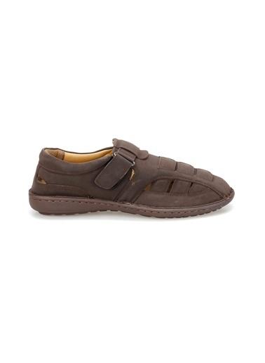 Flexall Ayakkabı Kahve